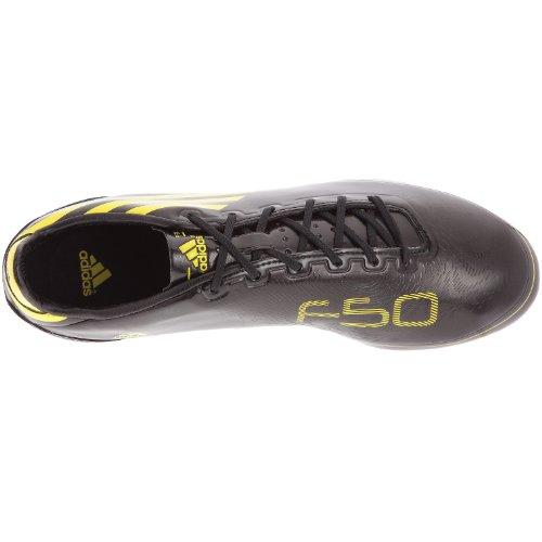 adidas F30TRX FG–Zapatillas Fútbol Terreno Duro Hombre–Negro/Sol/Sol