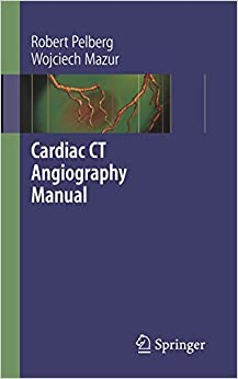 Book Cardiac CT Angiography Manual