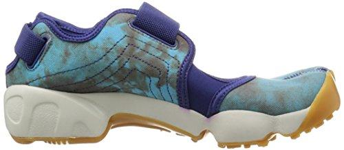 Dk Prpl Air de smmt PRM Femme WMNS Chaussures QS Orng Nike Cly Dust Sport Rift Wht Morado Violet n7Pqx