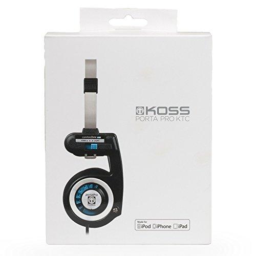 Koss porta pro ktc ultimate portable headphone for ipod - Koss porta pro ...