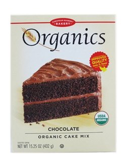 (European Gourmet Bakery: Organics Chocolate Cake Mix (1 X 15.25 Oz))