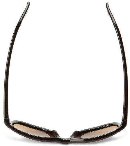 Oakley Women's Forehand Oo9179 Brown Sugar Frame/Bronze Polarized Lens Plastic Sunglasses