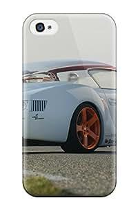 Fashion HkHIuCJ6901WJqgP Case Cover For Iphone 4/4s(porsche Wallpaper)