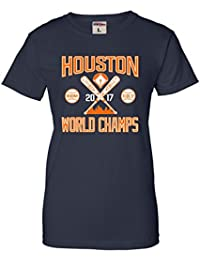 Womens Houston World Champs 2017 T-Shirt