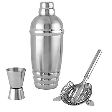 Lenox Tuscany Classics Stainless-Steel Shaker Set