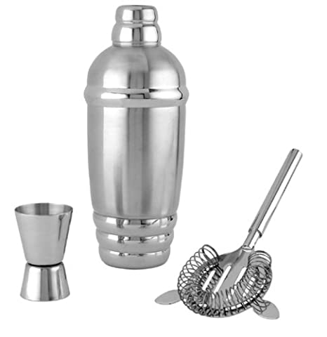 Great Lenox Tuscany Classics Stainless Steel Shaker Set