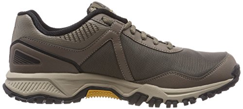 3 Reebok Senderismo De coal Hombre khaki Trek Trail Gold Botas Para 0 trek Ridgerider Grey Gold Gris collegiate ash Grey YYrXE