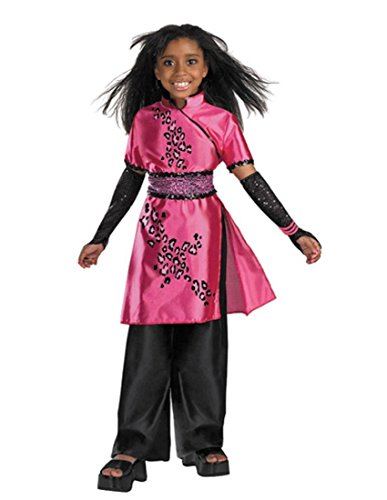 Deluxe Cheetah Girl Galleria Child Costume - Small for $<!--$6.35-->