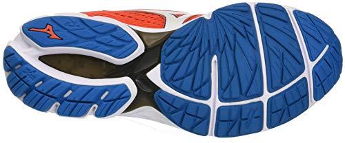 Wave 08 Turkishtile Course Mizuno Rider Hommes cherrytomato De Rouge Chaussures White 22 Fwvw5P7qRx