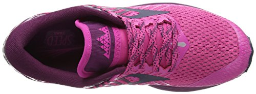 Brooks Womens mazama 2 Pink/Plum/Navy Kt75lL