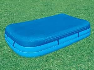 Toalla Cubierta Bestway para piscina hinchable 262x 175cm