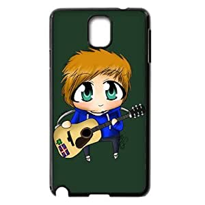 Customize Famous Singer Ed Sheeran Back Cover Case for Samsung Galaxy Note 3