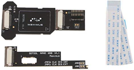 SDカードアダプタボード XBOX360 最大SDツール Maximus sdtool nand qsb v1.1