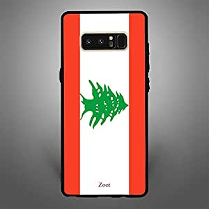 Samsung Galaxy Note 8 Lebanon Flag