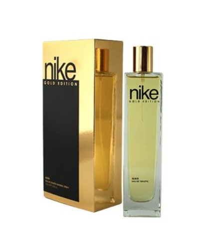 Nike Man Gold Eau De Toilette Woda toaletowa dla mężczyzn 100ml: Amazon.es: Belleza