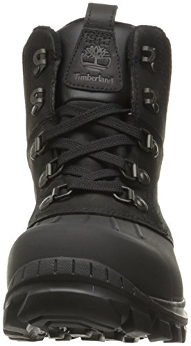 Chillberg Classiques Toe Homme Mid Bottes Noir Timberland Shell black 4qdCpwC