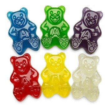 Gummy Bears Bulk - Large Gummie Bear Candy - Papa Gummy Bears - Gummi Bears Big - Bulk Candy Gummies, 3