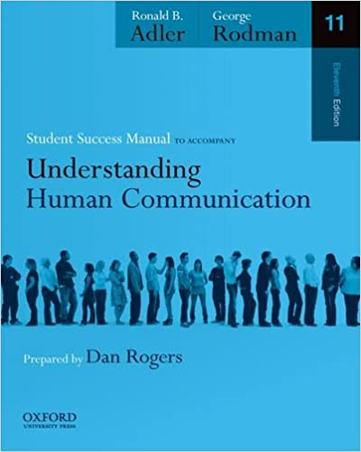 Solutions manual for business and administrative communication 11th e….