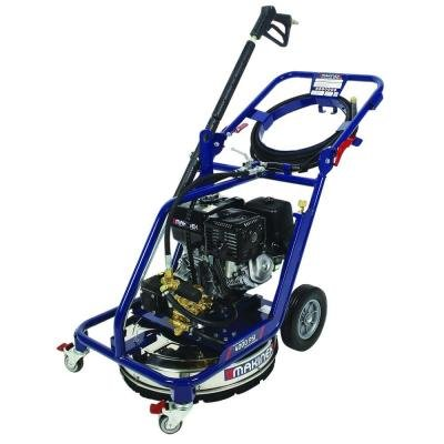 Makinex 4,000 psi 3.5 GPM Gas Dual Pressure Washer by Makinex