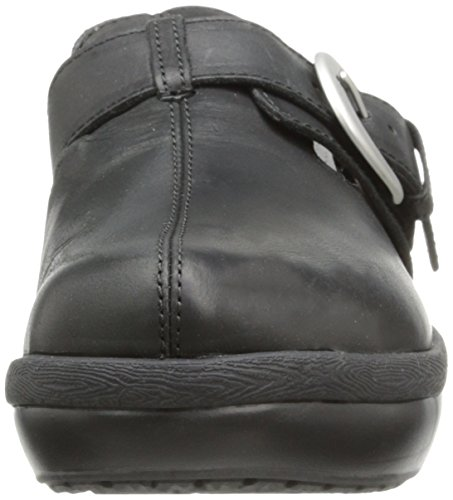Cobbler Black Buckle Crocs Black Women's Black Clogs dIgIaw