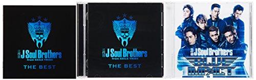 三代目J Soul Brothers from EXILE TRIBE / THE BEST / BLUE IMPACT(2CD+2BRD)