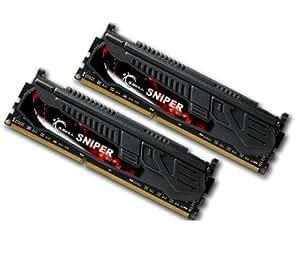 G.Skill F3-14900CL9D-8GBSR - Memoria RAM de 8 GB (2 x 4 GB, DDR3)