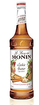 62f5347a82f Amazon.com   Monin Cookie Butter Syrup