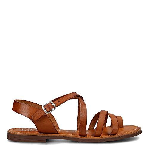 (Musse & Cloud Kalio Women's Sandal 40 M EU Camel)