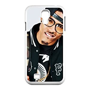 CTSLR August Alsina Hard Case Cover Skin for Samsung Galaxy S4 I9500-1 Pack- 2