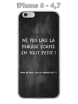 iphone 6 coque drole