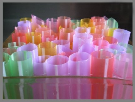Big Wide Straws Smoothies, Bubble Tea, Etc Drinks - 40 Straws