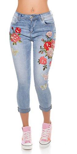 Jeans Jeans Donna Blau Blau In stylefashion Donna stylefashion In In qZdAxZ06