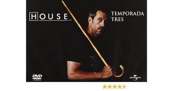 House (Temporada 3) (Ed Horizontal) [DVD]: Amazon.es: Laurie ,Hugh, Shore, David, Laurie ,Hugh, David Shore: Cine y Series TV