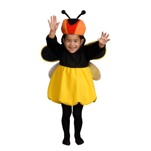[Firefly Dress - Small 4-6] (Firefly Kids Costumes)