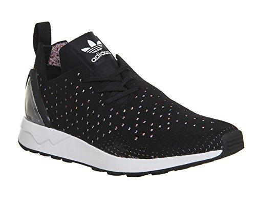 Asymmetrical Black Flux Zx White Adv Adidas Primeknit pxFqOn1OZ
