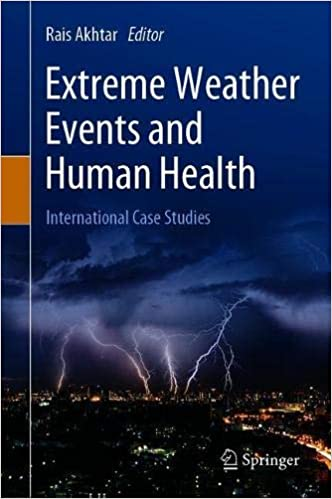 Weather Events 2020.Extreme Weather Events And Human Health International Case