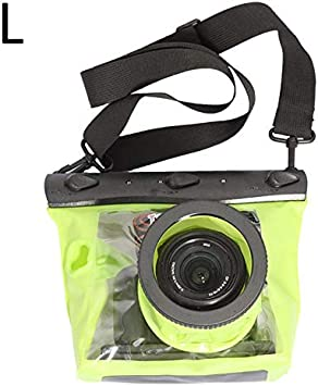 FSD—MJ Funda para cámara GQ-518L Bolsa Impermeable para Buceo ...