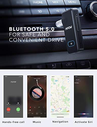 Mpow BH129 Bluetooth Receiver for Car image 3