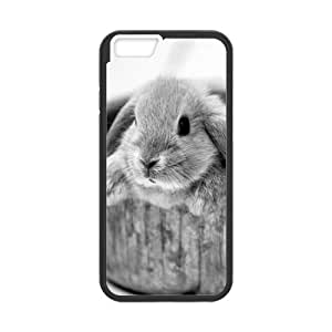 """T-TGL(RQ) Iphone6 4.7"""" High-Quality Phone Case Rabbit with Hard Shell Protection"""