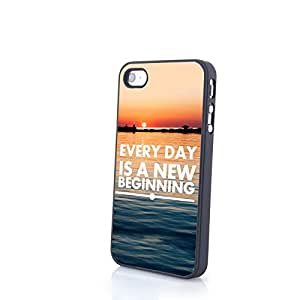 (M12026) Every Day Is A New Begining IPhone 4/4S