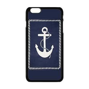 Custom Anchor Unique IPhone6 Plus Protective Plastic Cover