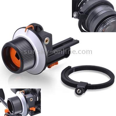 YINZHI Camera Accessories MFF-1 Metal Follow Focus