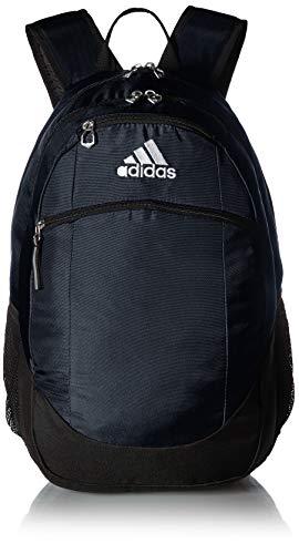 adidas Unisex Striker II Team Backpack, Collegiate Navy/Black/White, One Size