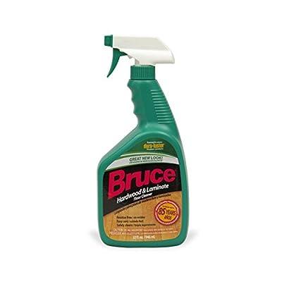 Bruce WS109 Hardwood and Laminate Cleaner Spray Flooring, 32 oz