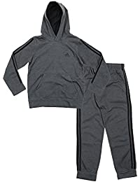 Youth Big Boys Game Time Hoodie And Pants Set, Color Options