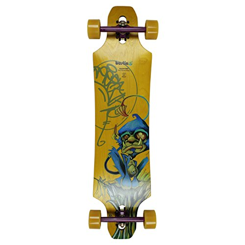 Bustin Boards Longboard Maestro Monkey Drop Thru 9″ x 37.5″ Caliber/Arbor