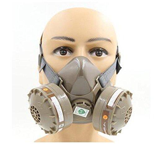 Anesty Anti-Dust Paint Respirator Mask, Dual ()