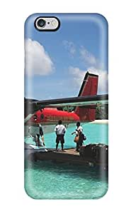 Eric J Green Case Cover Protector Specially Made For Iphone 6 Plus Aircraft