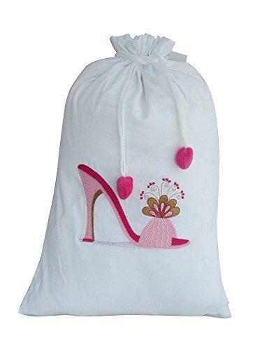 (Travel Miami Pink Shoe Bag)