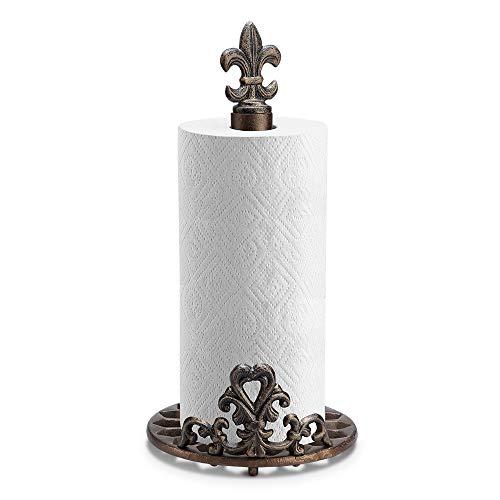 Fleur de Lis Paper Towel Holder (Fleur Paper De Towel Holder Lis)